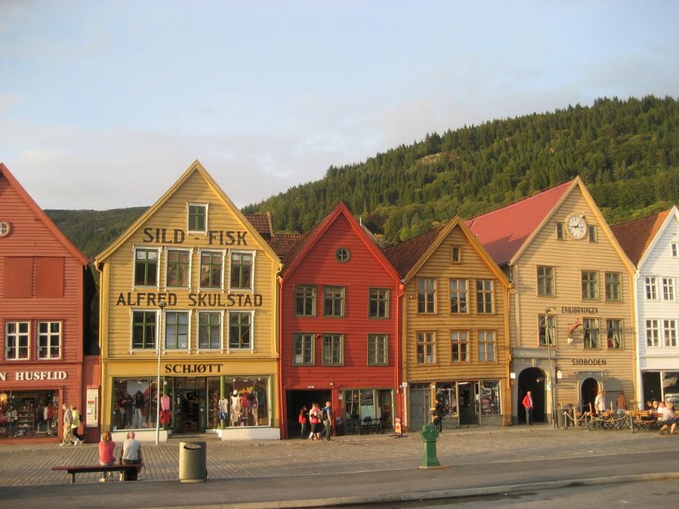 Photo WebEmc - Bergen Norvège