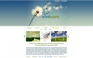 Site Windestate - Vente et Installation Eolienne