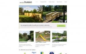 Jphusson Aménagement - WebEmc - Creation de site internet et solutions E-commerce en Indre-et-loire