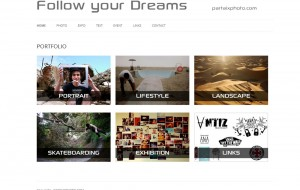partaixphoto.com - follow your dreams